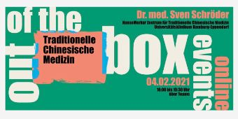 Out of the box TCM am ACH Plakat