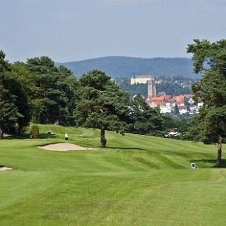 Golfplatz Rasen Bad Wildungen