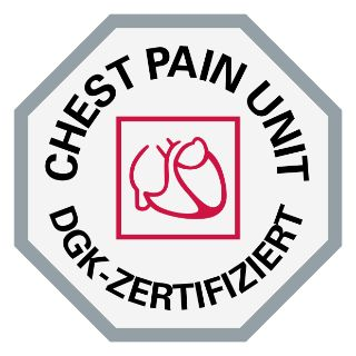 Chest Pain Unit Zertifikat