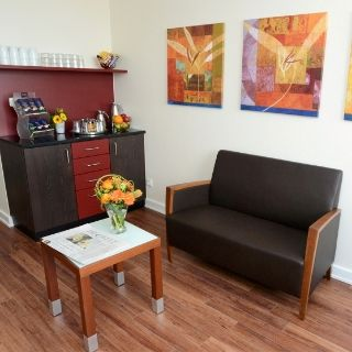 Foto Patienten-Lounge