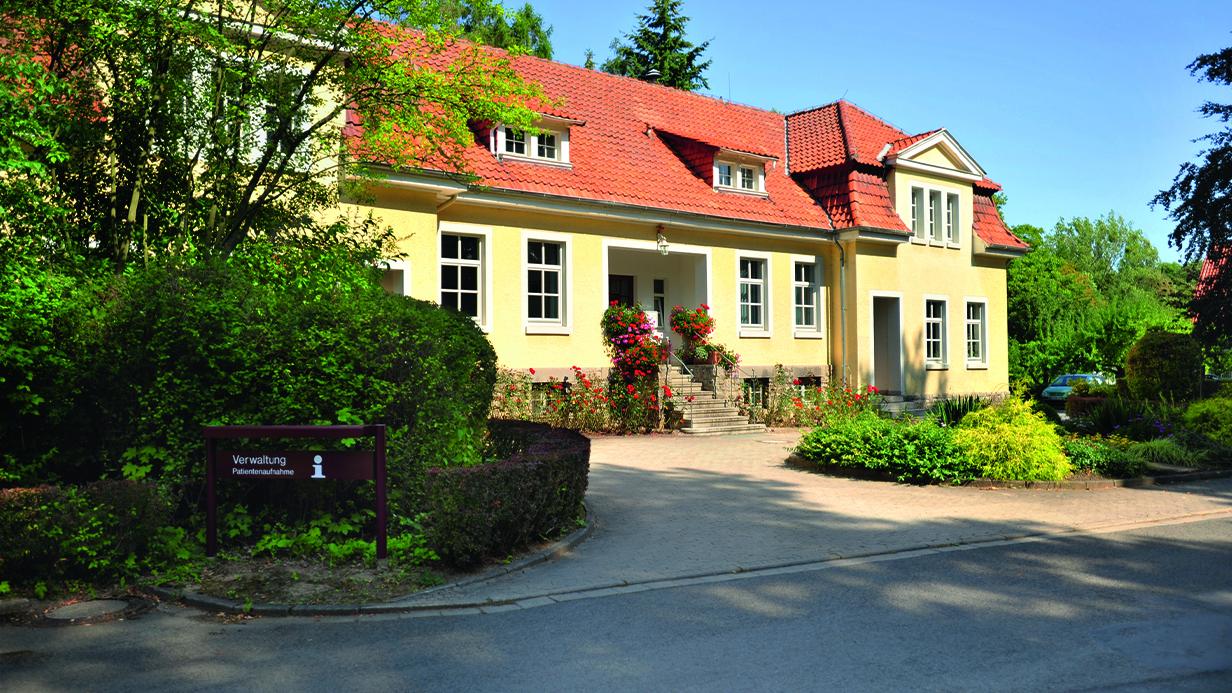 Asklepios Fachklinikum Tiefenbrunn - Asklepios Fachklinikum