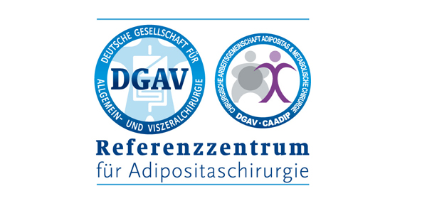 Siegel Referenzzentrum Adipositaschirurgie