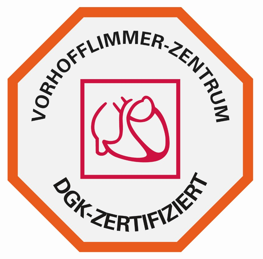Download Logo Vorhofflimmer-Zentrum